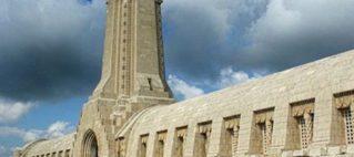 Das Beinhaus von Douaumont – Symbol für menschliche Opfer
