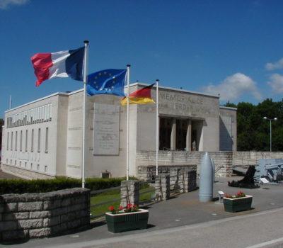 Das Memorial von Verdun