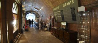 Die unterirdische Zitadelle von Verdun
