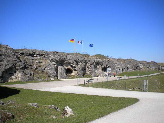 Das Fort von Douaumont
