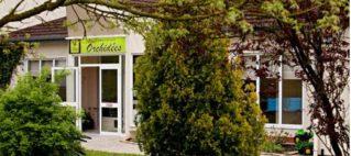 Hôtel Les Orchidées*** avec piscine chauffée