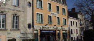 L'hôtel Saint Paul **
