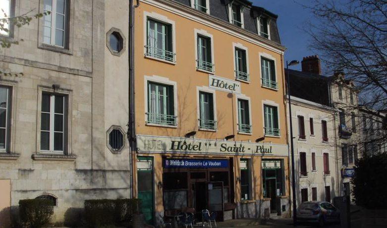 ZENTRUM: Hotel Saint Paul **