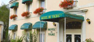 L'hôtel du Tigre**