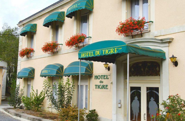 STADTRAND: Hotel des Tigers**
