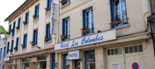 Logis-Hôtel Les Colombes*