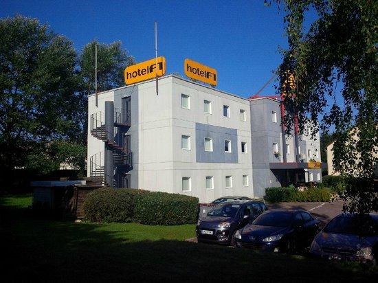ZENTRUMSNAH: Hotel F1*