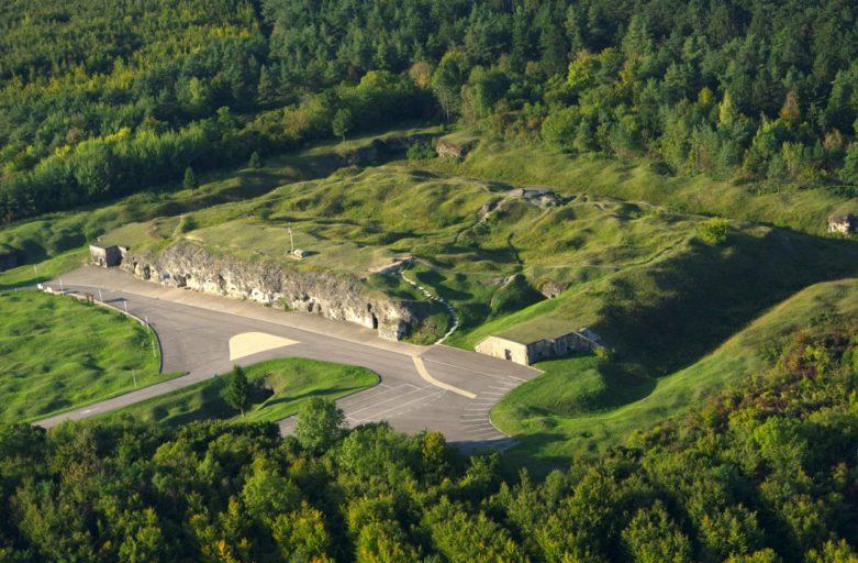 Das Fort de Vaux