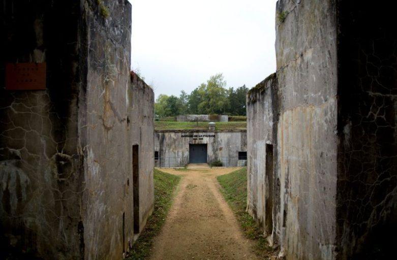 Festungsbauwerk – Ouvrage de la Falouse
