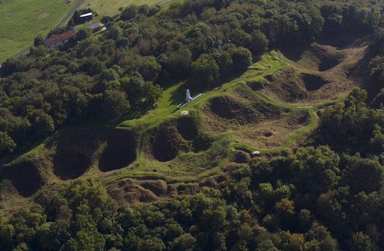 Der Hügel von Vauquois
