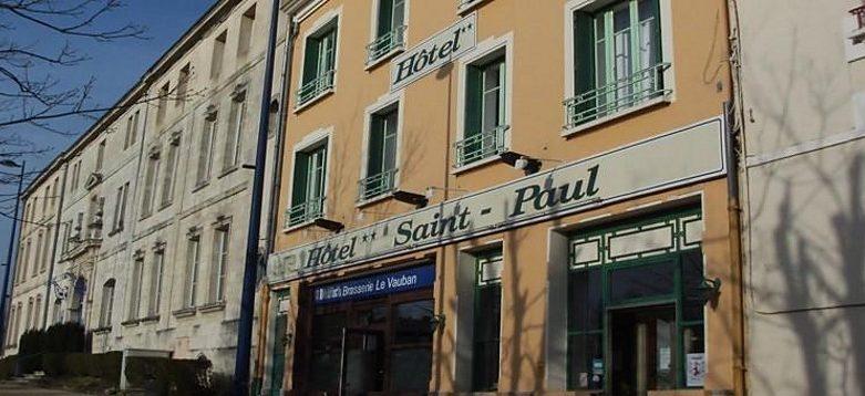 ZENTRUM: Hotel Saint Paul Lothringen